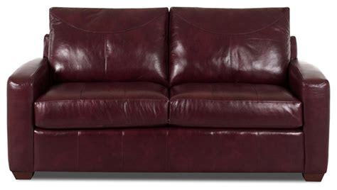 burgundy leather sleeper sofa boulder leather sleeper sofa durango burgundy
