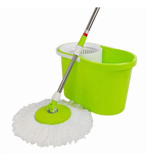 kawachi mini magic wash floor cleaning 360 spin mop by