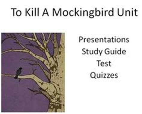 to kill a mockingbird key themes and quotes over 5 pages with important questions for each chapter