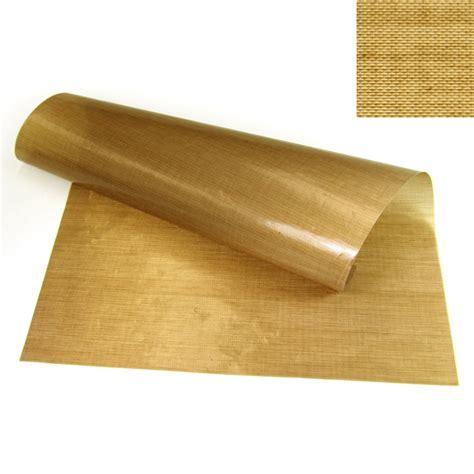 Jual Teflon jual kertas teflon untuk press sablon unico
