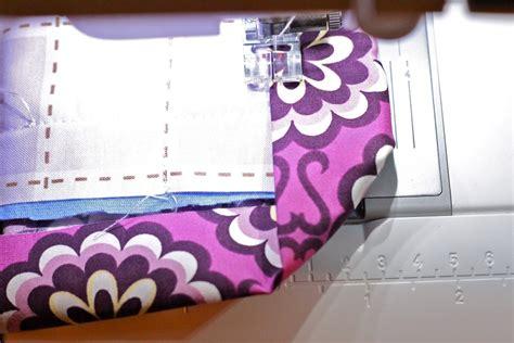Patchwork Decke Einfassen by Anleitung Patchworkdecke Einfassen Pech Schwefel