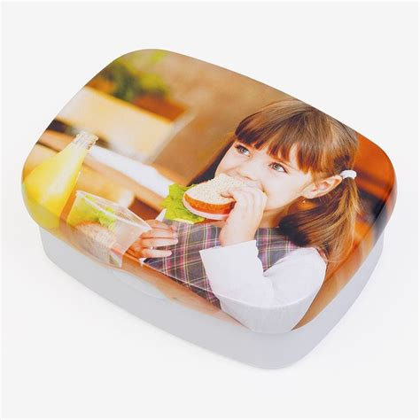 custom snack boxes personalized kids lunch box with name on