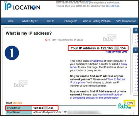 Location Search By Ip Address How To Find Ip Address Of Windows And Mac Fab How
