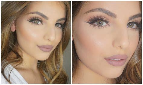 Lime Crime Velvetines Brush Makeup Kuas Makeup makeup tutorial ft lime crime velvetine in