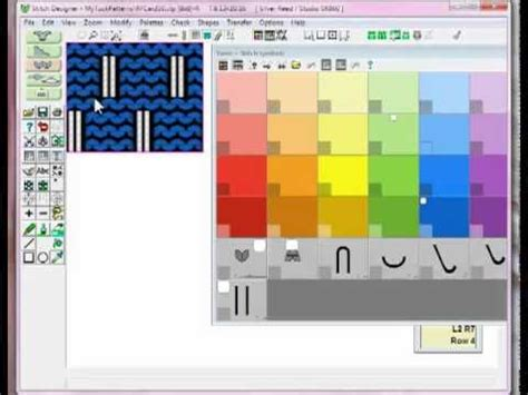 tutorial software design patterns 10 best knitting software images on pinterest knitting
