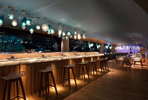 desain restoran indonesia desain interior restoran unik bertema bawah laut desain