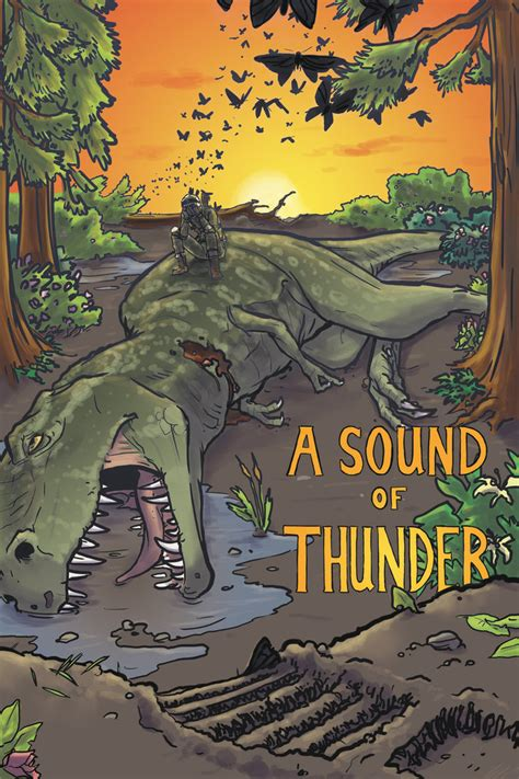 Digital Poster Esound Poster a sound of thunder poster by boper9 on deviantart