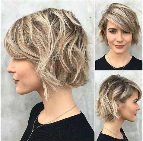 short hair ash blond whats best hilites or liwlites 31 cool balayage ideas for short hair page 3 of 3 stayglam