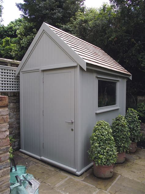 garden sheds for period homes period living