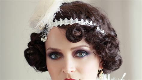 how to do your hair roaring twenties twenties hairstyles embrace your inner flapper 29secrets