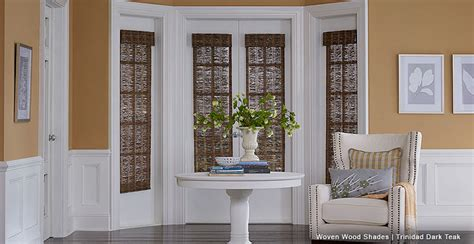 purchase woven wood shades from 3 day blinds today
