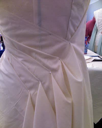 draping dress form draping class fun confessions of a fabricaholic