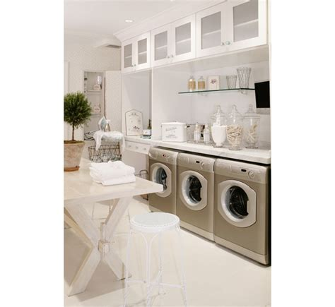 luxury laundry hers luxury laundry room design ideas pictures