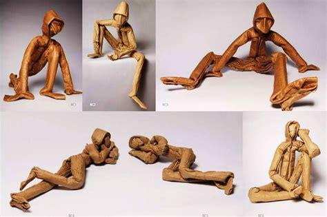 Junior Fritz Jacquet by Bonhomme Canelle Las Divertidas Esculturas De Cart 243 N De