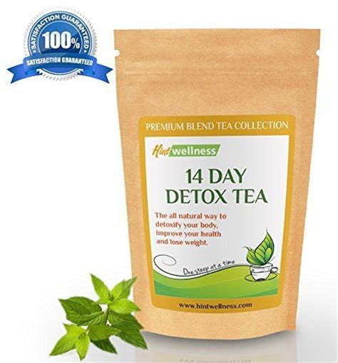 Does Tea Detox Your by Detox Tea Cleanse Your Reduce Bloating And Improve