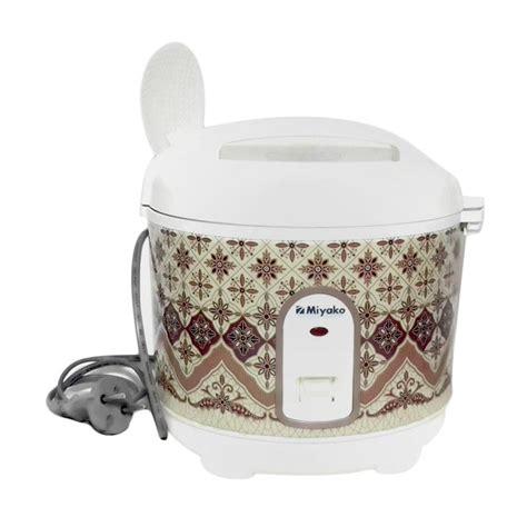 Daftar Rice Cooker Merk Miyako jual miyako psg 607 rice cooker harga kualitas
