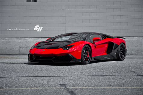 lamborghini customised sr lamborghini aventador with custom paint job and awesome