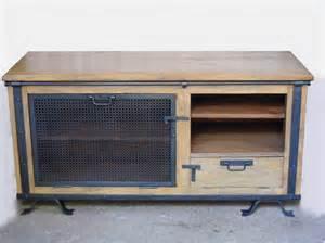 Charming Chariot En Bois #10: Meubles-et-rangements-meuble-tele-style-industriel-piec-11030539-meuble-tele-sty8837-007f1_big.jpg
