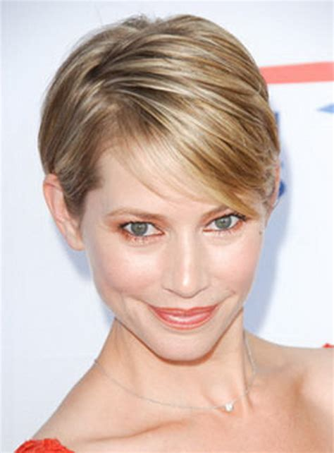 hairstyles fine hair short short haircuts for gray thin hair
