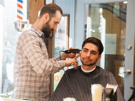 gents haircut nyc indian barber cutting hair www pixshark com images