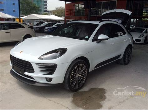 porsche suv 2015 white porsche macan 2015 2 0 in selangor automatic suv white for