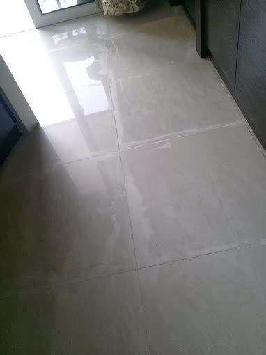Porcelain Tiles Damage   Restoration and Polishing Malaysia