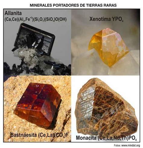 imagenes de tierras raras enlace miner 237 a los metales de tierras raras el nuevo