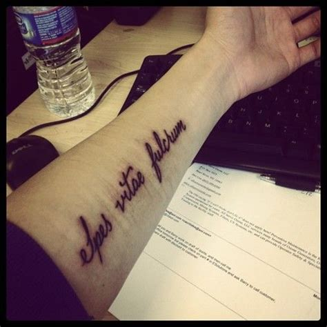 tattoo latin quotes 122 best tattoos images on pinterest tattoo designs