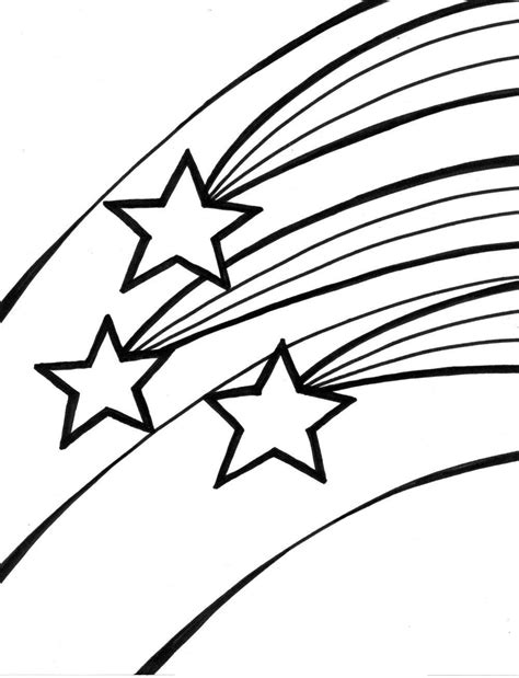 shooting star coloring pages printable coloring pages