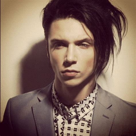 andy biersack hairstyle band imagines pixie and batman andy biersack imagine