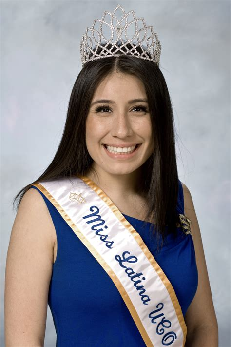 City Senorita Is by Uco Press Release Oklahoma City Student Named Miss Uco