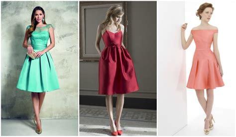 vestidos cortos elegantes para bodas vestidos elegantes para tus damas de honor bodas mx