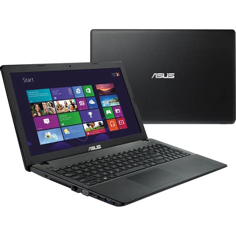 Second Laptop Asus Celeron asus d550ma 15 6 quot notebook with intel celeron n2830