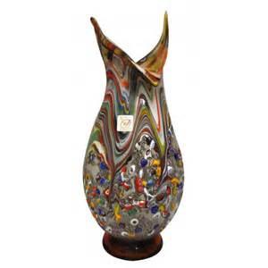 murano glass vase eex29