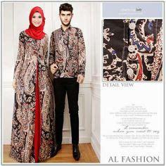 Kode 6883 Aina Maxi zafir nanbells gaun mewah bernuansa batik dengan motif yg sangat cantik outher dan