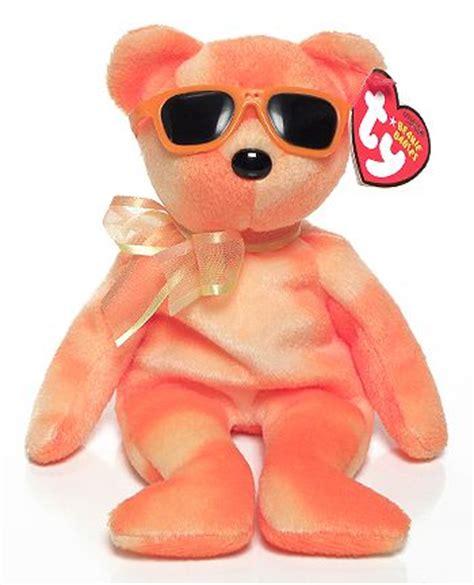 Setelan Cowok Baby Bears Orange orange ty beanie babies because rylee orange bears for rylee bears