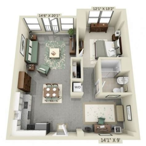 Garage Apt Floor Plans best 25 studio apartment floor plans ideas on pinterest