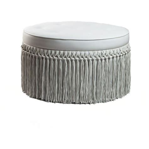 cheap mondo 24 quot tufted round ottoman upholstery grass for 1000 ideas about leather ottoman on pinterest tufted