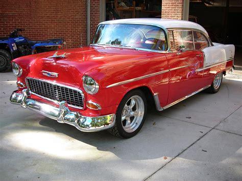 chevy classic vintage car wallpaper 2592 x 1944