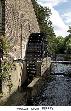 wandle industrie snuff mill and the river wandle in morden park