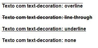 Text Decoration Italic by Tutorial Iniciante De Css Texto Codando