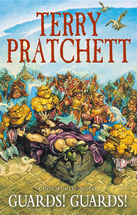 discworld novel 26 books syp book club may 2015 guards guards by terry