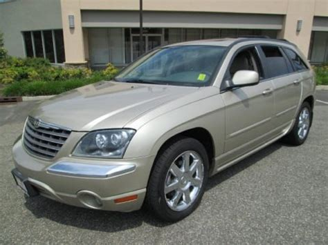 2006 Chrysler Pacifica Specs by 2006 Chrysler Pacifica Limited Awd Data Info And Specs