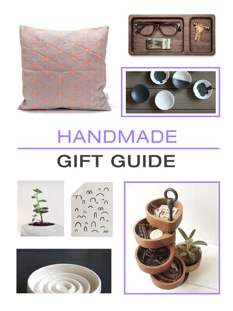 design milk gift guide handmade holiday gift ideas design milk