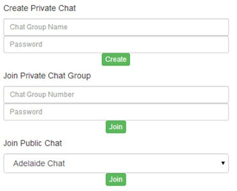 how to start a chat room website create your own chat chatovod create your chat