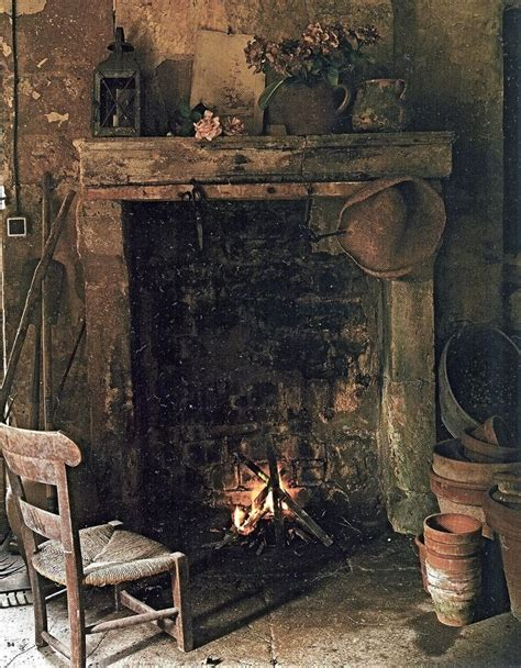 what to do with old fireplace 25 best ideas about cottage fireplace on pinterest
