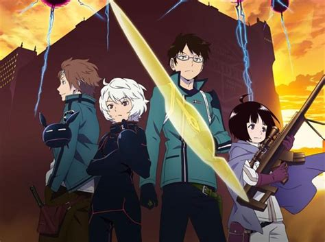 Anime 50 Episode by 50 Episodes Confirmed For World Trigger Anime Bentobyte
