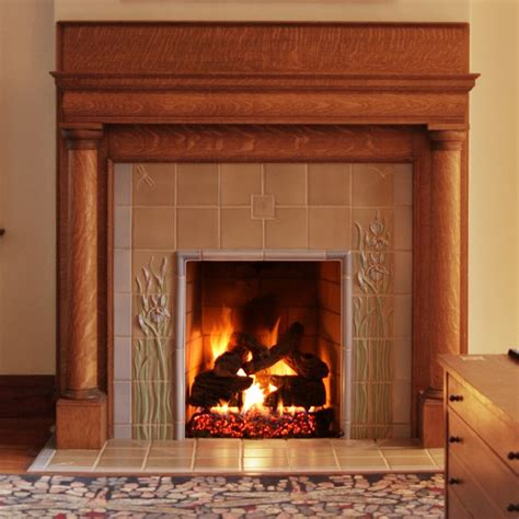 Rookwood Fireplace by