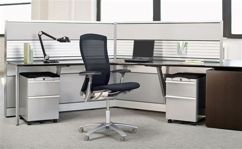 excellent cool office desk design for comfort office