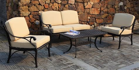 more about the metal outdoor furniture